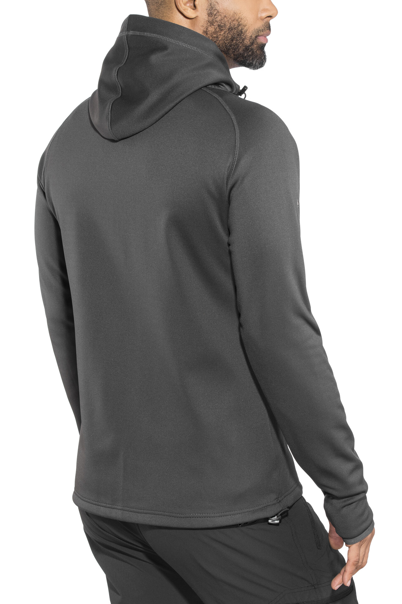 Pinewood Himalaya Activ Sweater Herren dark anthrazit